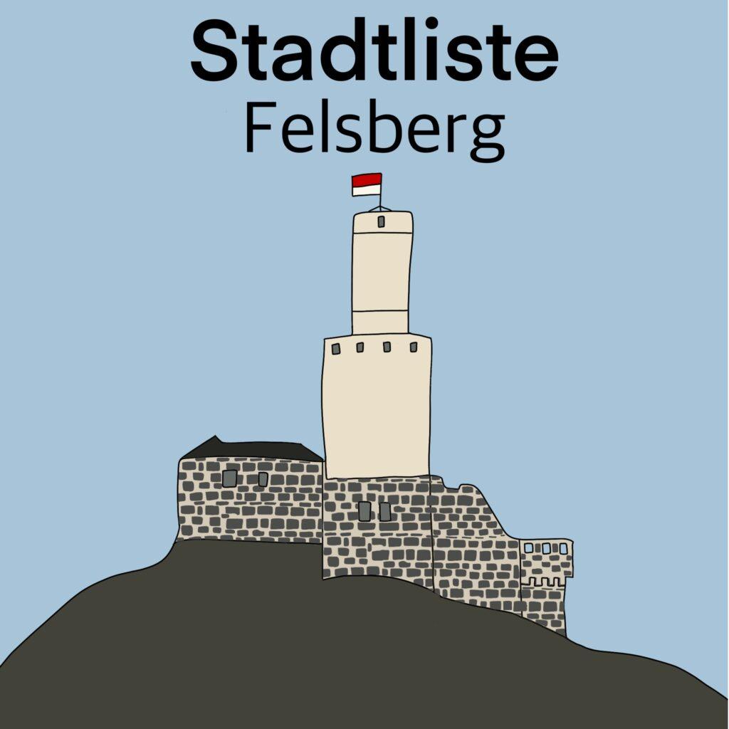 Stadtliste Felsberg